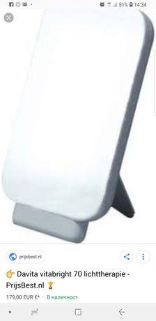Philips лампа HF3301 за светотерапия..