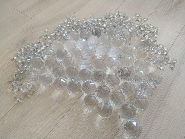 Хрустальные шары для люстры и декора