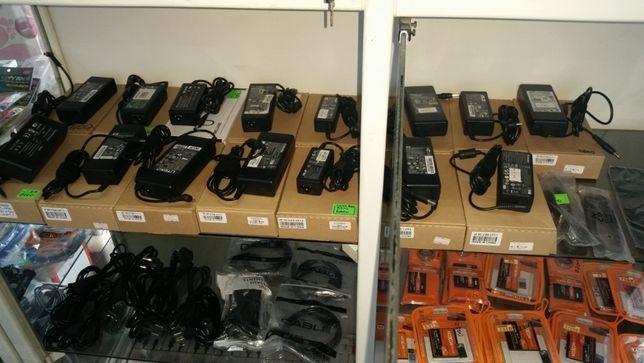 Блок питания, зарядные устройства для ноутбуков (оригиналы). Все виды.