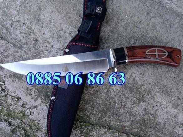 Ловен нож с фиксирано острие, лов, риболов, къмпинг, модел G02