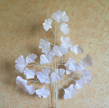 Искусственные цветы Гинкго билоба