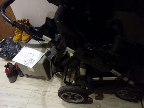 Детска количка Chipolino 4 части