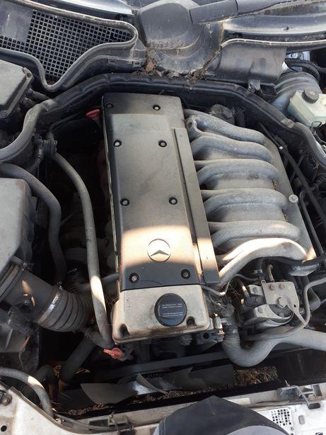 Motor mercedes 300td 177 cai om606