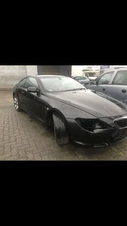 BMW 630i E63 на части