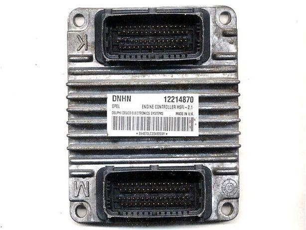 Reparatie ECU (calculator) opel 1.2, 1.4, 1.6 benzina