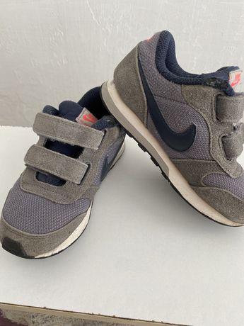 Кроссы Nike на мальчика