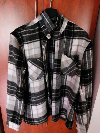 Jacheta tip cămașă barbati