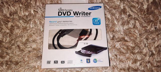 Dvd writer portabil slim Samsung