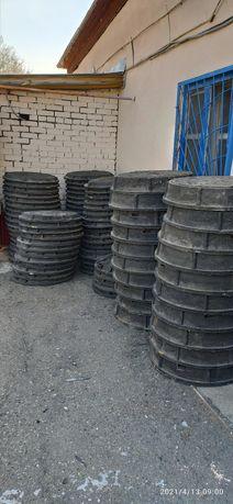 Продам люки канализационные полимер-песчаные