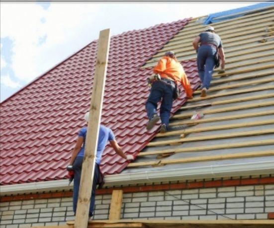 Ремонт крыш и реставрация крыш замена и снуля