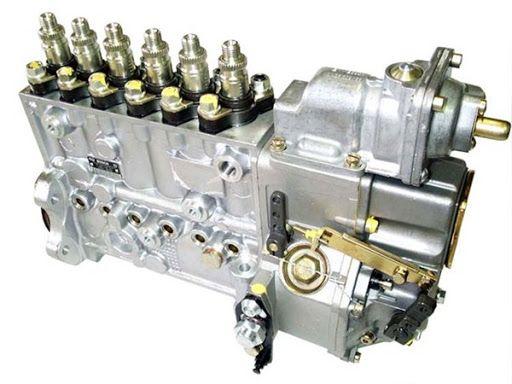 Топливный насос высокого давления (ТНВД), топливный насос, форсунка