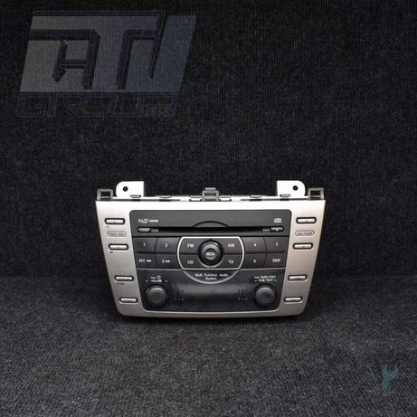 CD Player pentru Mazda 6 GH (model 2009)