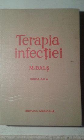 Terapia infectiei - dr. M. Bals