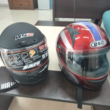 Шлем для мопеда, скутера