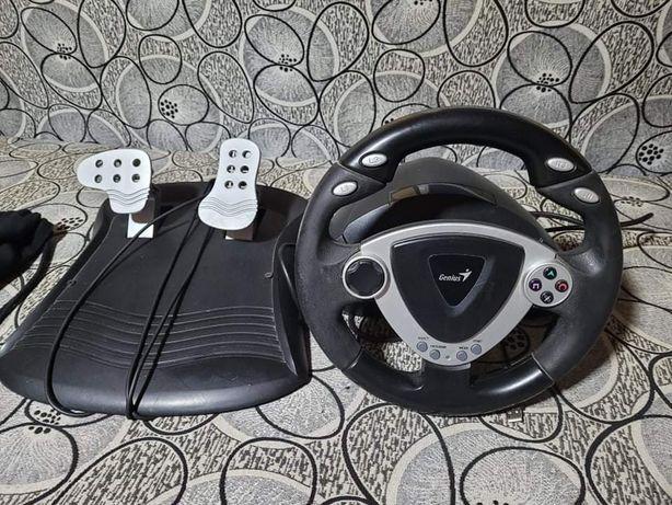 Volan cu pedale Genius