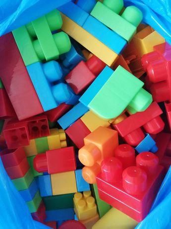 Cuburi de construit Noriel 60 piese
