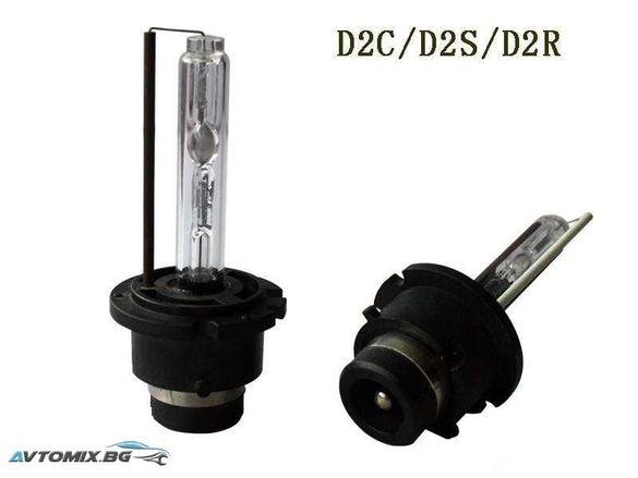 Крушки D2C D2S D2R 6000K