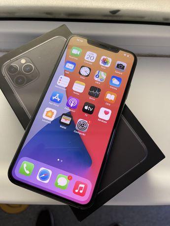 Iphone 11/64Gb Pro Max Negru Neverlock/Garantie