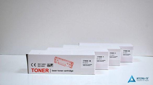 Съвместими тонер касети за над 200 модела устройства