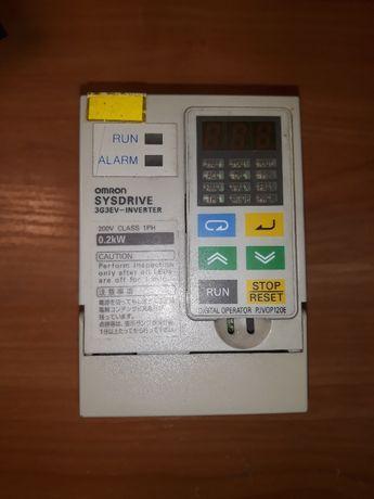 Честотен регуЧестотен регулатор (инвертор) OMRON 0,2КW 220V