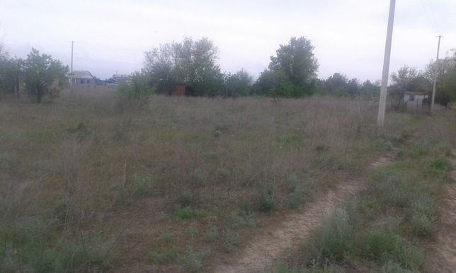 земельный участок (дача) 6 соток по Капчагайской трассе