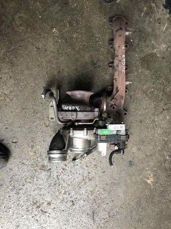 Изпускателен колектор БМВ 3.0д, 245кс (kolektor BMW 3.0d, 245)