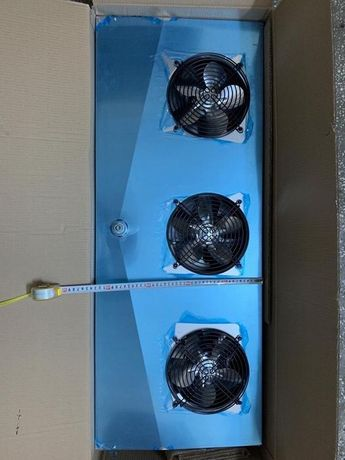 Suflanta Italia vaporizator camera frigorifica 3 ventilatoare nou