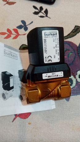 Vând electroventil 1 /2 normal închis 24volti