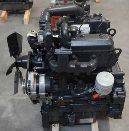 motor new holland CNH 8035.25R TK75VA complet cu anexe ORIGINAL