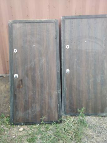 Дверь наружный новый с дефектом