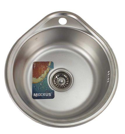 Chiuveta bucatarie din inox Mixxus Z4843-06-160E Garantie