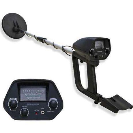 Металлоискатель предназначен для обнаружения черного,цветного металла