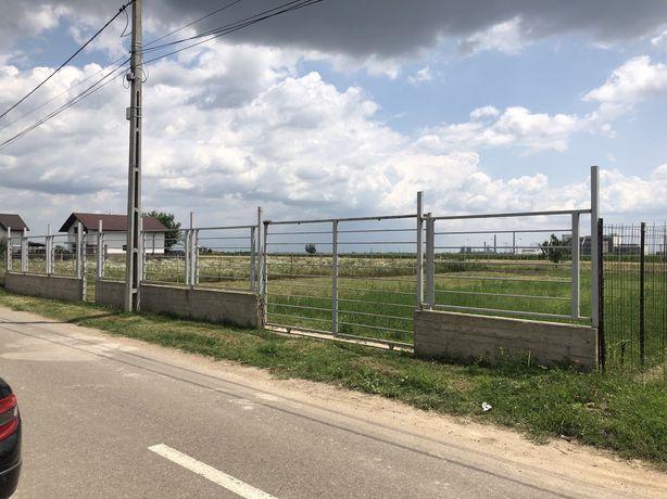 Teren 761 metri - Strejnicu - com Târgsoru Vechi + proiect casa