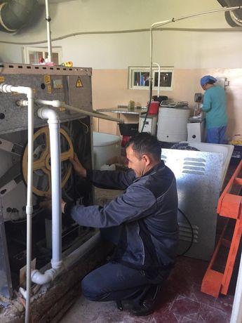 Ремонт установка стиральных машин аристон газовых плит колонок котлов