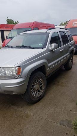 Jeep grand cherokee limited 2.7 nu este inmatriculat ca autoutilitara