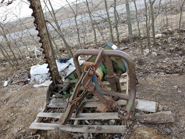 cositoare 2 lame dupa tractor
