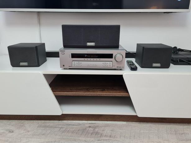Receiver SONY STR-DE495 + 3 Boxe Sony 8 ohmi (centru si laterale)