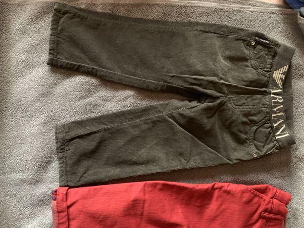 pantaloni Armani, Hilfiger, Marc Jacobs originali