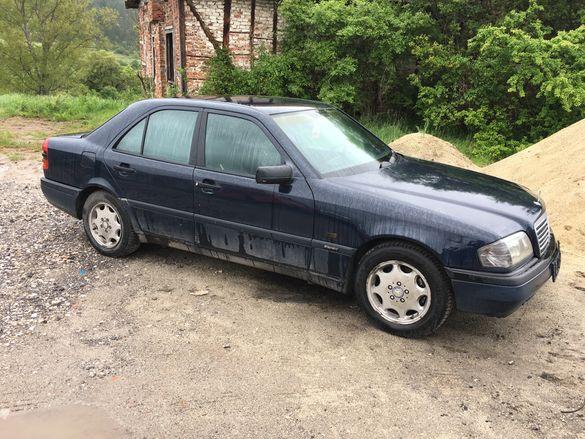 Mercedes C 180 W202