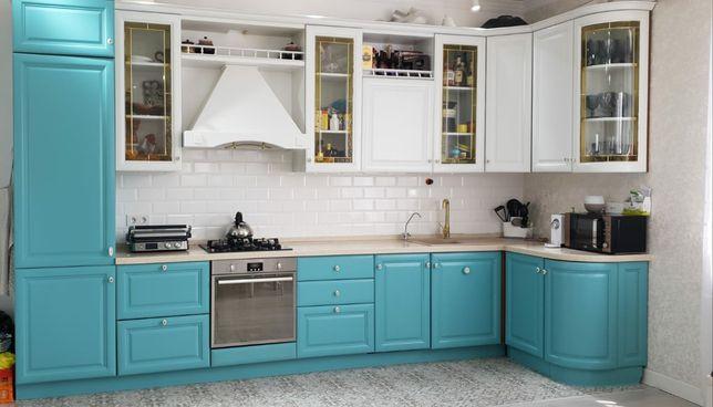Кухонный гарнитур Чехия- холодильник, плита,вытяжка, посудомойка!!!