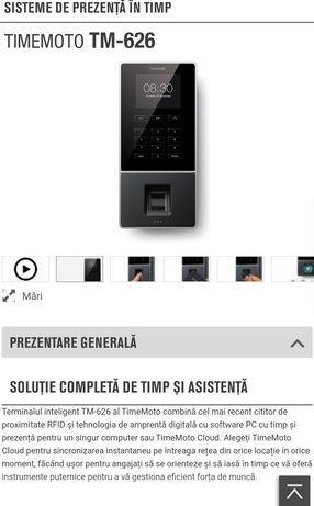Sistem de prezenta Time Moto TM626