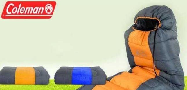 Спальный мешок Coleman не дорого 200×80 и 235×100, палатки