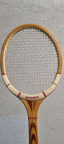 Racheta de tenis Reghin pt colectionari