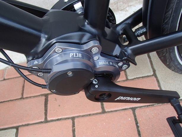 Bicicleta Transmisie pe curea P 1,18 Pinion, Full XT disc [ rohloff ]