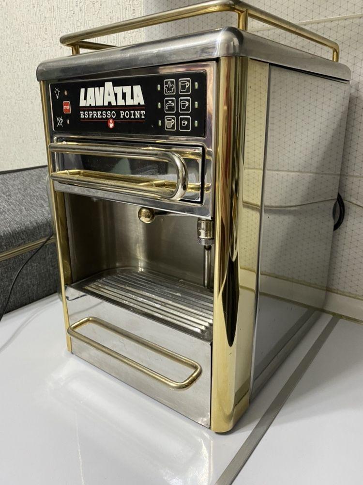 Капсульная кофемашина lavazza espresso point