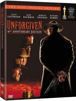 Unforgiven-DVD Original 2 Discs Collector Edition(romana)