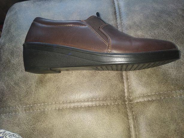 Женские туфли очень удобные мягкие