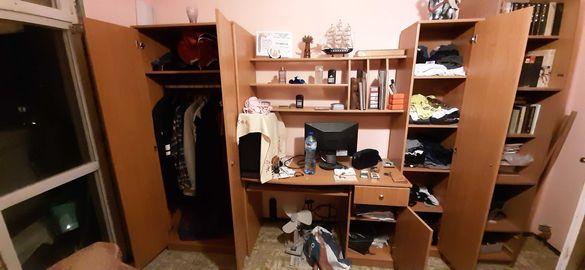 Детска секция  гардероби и бюро