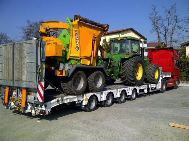 #Transportagabaritic Transport utilaje agricole transport agabaritic