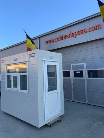 PRODUCATOR vinde din STOC cabine de paza - PRET PROMOTIONAL